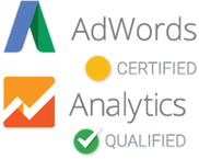 AdWords Certified | Analytics Qualified