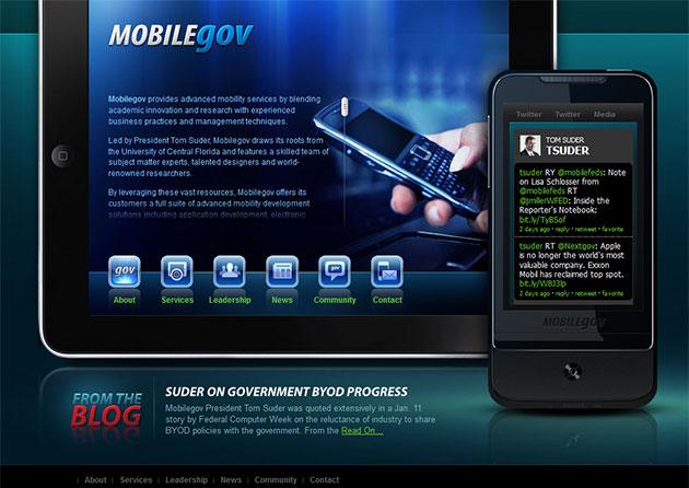Mobile Gov