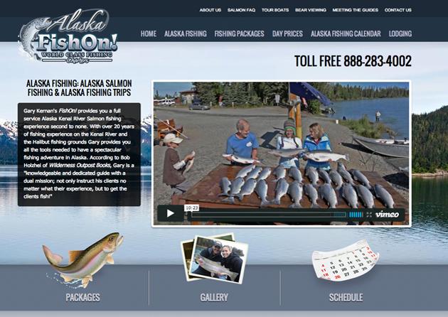 Alaska Fishon
