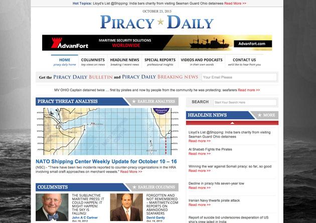 Piracy Daily