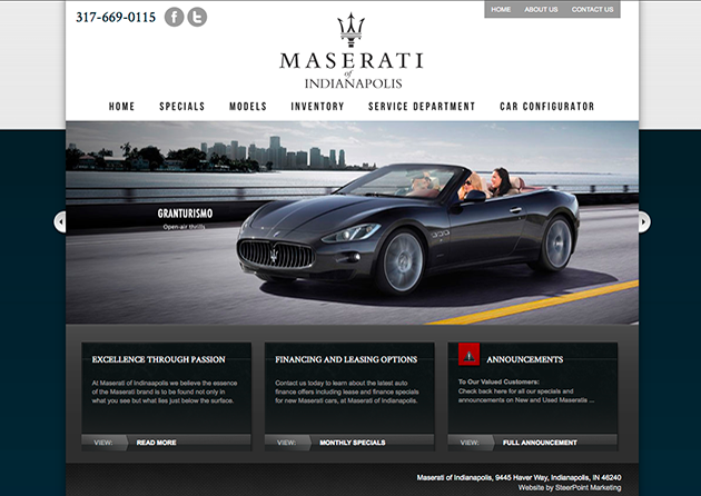 Maserati of Indianapolis