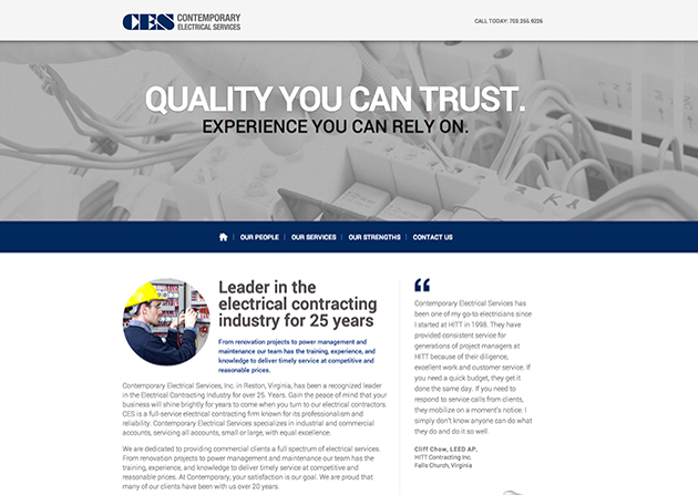 Contemporary Electrical Services