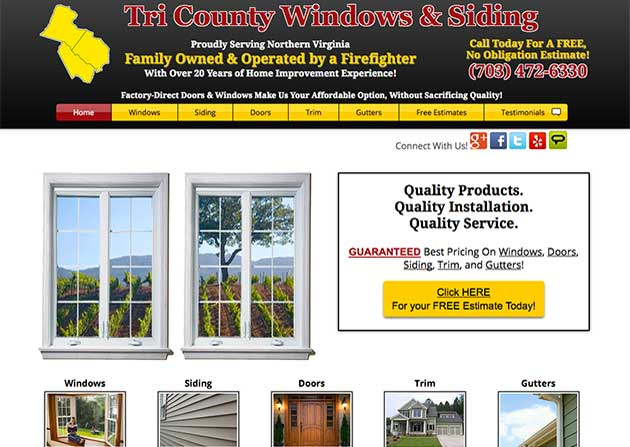 Tricounty Windows