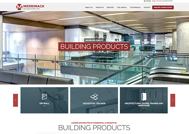 Merrimack Building Products