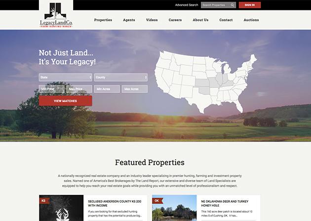 Legacy Land Co