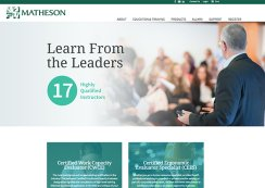 Matheson  Occupational Rehabilitation