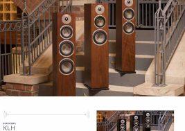 KLH Audio Speakers
