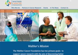 Walther Cancer Foundation